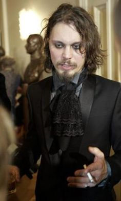 Ville Valo so dapper