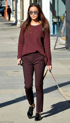 Fashionista! The MTV Real World: San Diego reality star turned Hollywood starlet wore a mo...