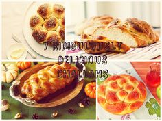 7 Insanely Delicious Challahs | Buzz Torah