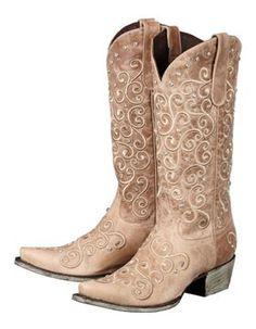 Lane Willow Women's Cowboy Boots