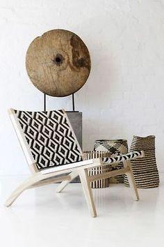 blueberrymodern:  ashanti chair