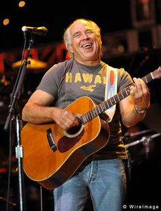 and of  course Jimmy Buffet