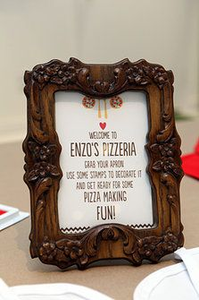 Simply Perfect Events  | Pizza party
