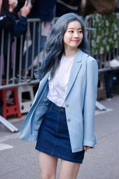 Twice - Dahyun Nayeon, Kpop Fashion, Korean Fashion, Girl Fashion, Fashion Idol, Kpop Outfits, Girl Outfits, Daehyun, Moda Kpop