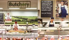 Irish grocery and food store franchise SuperValu | by HouseHold
