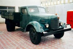 Old Trucks, Pickup Trucks, Automobile, Cars And Motorcycles, Antique Cars, Vehicles, Design, Construction, Model