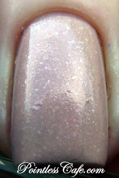 Illamasqua Pink Raindrops - Swatches and Review | Pointless Cafe