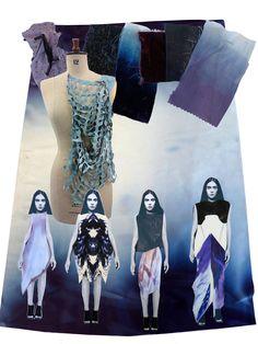 Fashion and Textile Design: Melissa Rosam