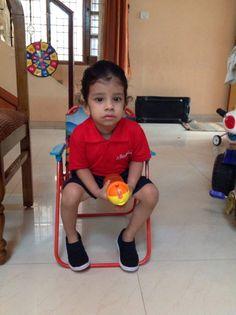 Jayathitrtha2 ready for school 9/6/14