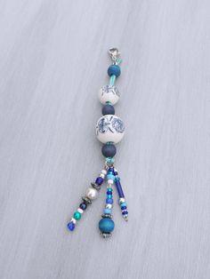 Delfts blauw bedel Holland sleutelhanger Delft blauwe
