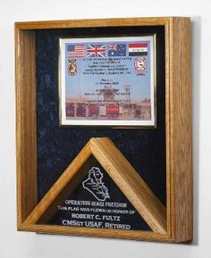 47 Best Flag Display Cases Flag And Medal Displays Images Flag