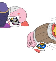 Dedede's not feeling the love right now lol!
