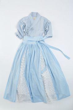 한복 hanbok, Korean traditional clothes / 2015 차이킴 tchaikim