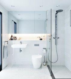 35+ Good Minimalist Style Bathrooms Ideas #minimaliststyle #bathroomdecor #bathroomdecorideas