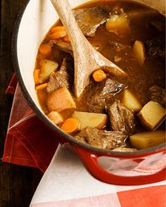 Old-Time Beef Stew