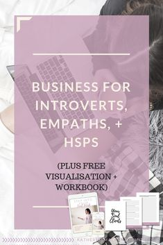 It seems like everyone has their own secret success formula to sell you, but what if you had all the answers and you just needed to tap into them to work out your next steps in business that align with your highly sensitive, quiet energy? Business Advice, Business Planning, Business Sales, Business Entrepreneur, Online Business, Introvert Problems, Extroverted Introvert, Sales Strategy, Creating A Business