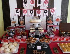 "Pirates / Birthday ""Mariana's Pirate Birthday Party"" | Catch My Party"