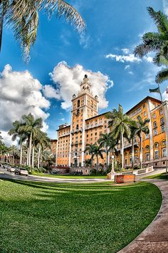 Biltmore Hotel Coral Gables Our Host Hotel for this year's Conference. October 20, 2013
