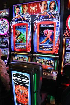 Uk slot machine games