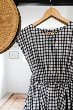 Summer Vacation  How to thrift affordable pieces for your next vacation! Both the dress and straw hat were thrifted on a budget!