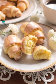 """Archiwa dla kategorii: """"Ciastka""""   Gotuj z cukiereczkiem Sweets Cake, Pretzel Bites, Oreo, Sushi, Avocado, Snacks, Cookies, Baking, Vegetables"""