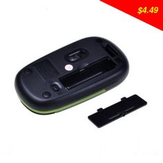 Have you seen this product? Check it out! JEYL New Practical Plastic Black Nano 2.4G Wireless Optical Mouse with DPI Switch - US $4.49 http://cheapsellingitems5.com/products/jeyl-new-practical-plastic-black-nano-2-4g-wireless-optical-mouse-with-dpi-switch/