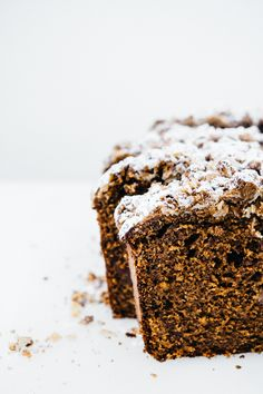Gingerbread Spiced Loaf | Tending the Table, December 2016