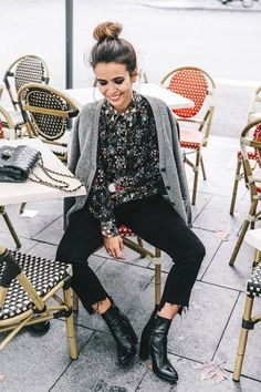 La Mejor Inspiración Para Usar Tus Sweaters Y Chalecos Gruesos | Cut & Paste – Blog de Moda