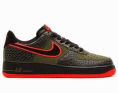 NIKE AIR FORCE 1 JANUARY 2014 RELEASES | BUILD & DESTROY...