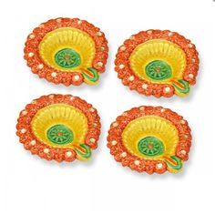 Terracota traditional diyas are perfect Decor item and ideal gift for Diwali. Let your world be illuminated by our vivacious collection of diyas.
