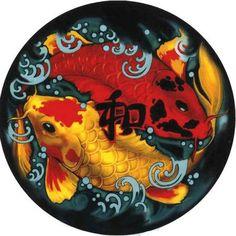 Pisces Girl, Pisces Man, Pisces Zodiac, Zodiac Signs, Yin Yang Fish, Zodiac Wheel, Fish Art, Body Mods, Koi