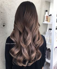 Ideas hair color men dark beautiful for 2019 Brown Hair Balayage, Blonde Hair With Highlights, Brown Blonde Hair, Color Highlights, Hair Color And Cut, Ombre Hair Color, Medium Brunette Hair, Brunette Color, Rauch Fotografie