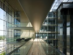 Galería - Q1, ThyssenKrupp Quarter Essen / JSWD Architekten + Chaix & Morel et Associés - 12