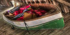Rowboat Stout Island #photographytalk #hdr