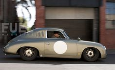 porsche 356 outlaw | Back Story | Porsche 356 Outlaw | Fuel Press
