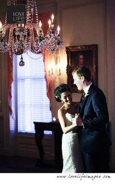The Washington Club wedding