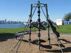 Waterfront Park playground
