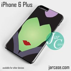 Maleficent YD Phone case for iPhone 6 Plus and other iPhone devices