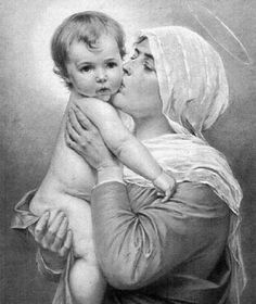 Mother Mary pray for us!