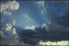 Different clouds by Lazarescu R. Catalin on Clouds, Sky, Seasons, Nature, Summer, Outdoor, Beautiful, Heaven, Outdoors