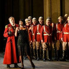 Our legendary production of Giulio Cesare makes a much anticipated return to the Glyndebourne stage tonight. Photographe