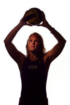 Heather Petri-- U.S. Olympic Water Polo Team
