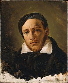 'Jean-Louis-André-Théodore Gericault' by Horace Vernet, . Metropolitan Museum of Art