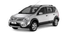 Nissan Livina X-Gear - Design arrojado e esportivo