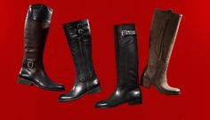 These are the IN boot this year!!!  They are a must have.  #macysfallstyle