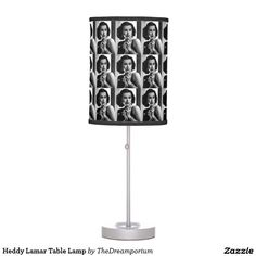 Heddy Lamar Table Lamp