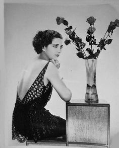Cinema Style--Kay Francis Shines as a Model Sophisticate of the 1930s | GlamAmor