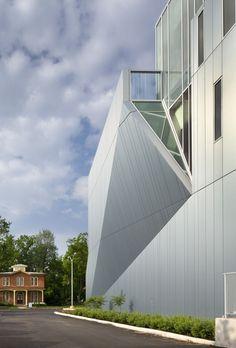 the bertram + judith kohl building - oberlin - westlake reed leskosky - 2010 - photo nic lehoux