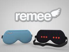 Remee - The REM enhancing Lucid Dreaming Mask by Bitbanger Labs, via Kickstarter.