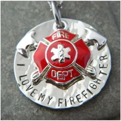 Firefighter! Would love for somebody special to have this one on
